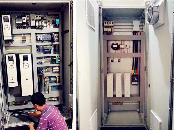 广东变频柜生产